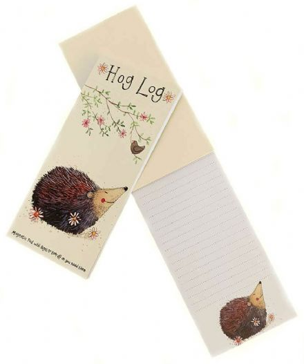 Hog Log Shopping List Magnetic Pad